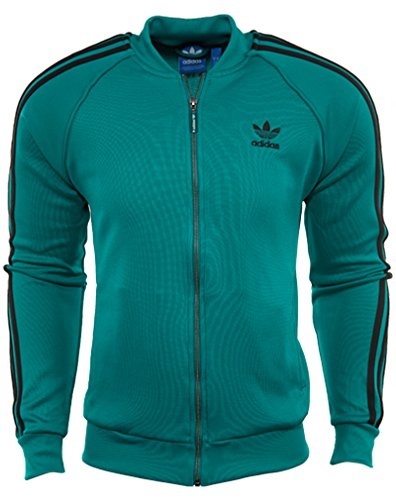 Adidas Men Originals Superstar Track Jacket (X-Large )