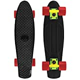 Cal 7 22' Complete Mini Cruiser Plastic Skateboard