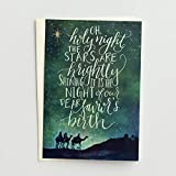 DaySpring Oh, Holy Night - 50 Christmas Boxed Cards, KJV