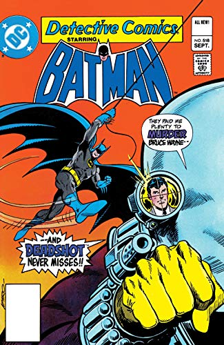 Detective Comics (1937-2011) #518 (English Edition)