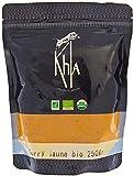 KHLA - Polvo de curry amarillo (base de cúrcuma) - Agricultura orgánica y comercio justo - Bolsa 250g