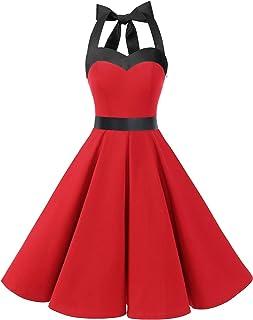 98a9862ee2e9b Dresstells Version3.0 Vintage 1950 s Audrey Hepburn pin-up Robe de soirée  Cocktail