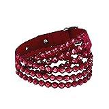 Swarovski Damen Wickelarmbänder Vergoldet - 5511701