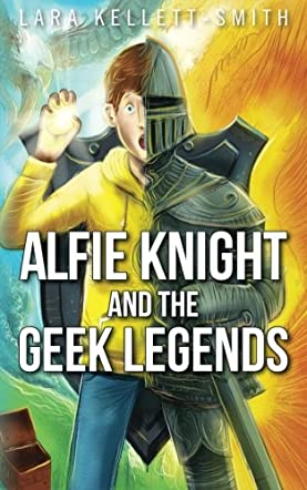 Alfie Knight and the Geek Legends