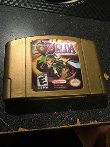 The Legend of Zelda: Majora's Mask - Collector's Edition by Nintendo