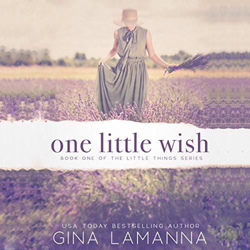 One Little Wish audiobook cover art