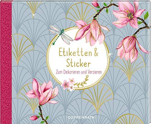 Stickerbuch - Etiketten & Sticker (Was wirklich wichtig ist): Zum Dekorieren und Verzieren