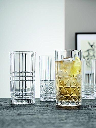 Spiegelau & Nachtmann, 4-teiliges Longdrink-Set, Kristallglas, 445 ml, Highland, 0097784-0 - 10