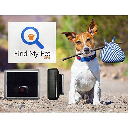 Find My Pet GPS Classic Dog Tracker