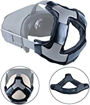 Esimen Head Pad for Oculus Quest/Quest 2 Strap Cushion Headband Fixing Accessories, Gravity Pressure Balance Cushion Leath...