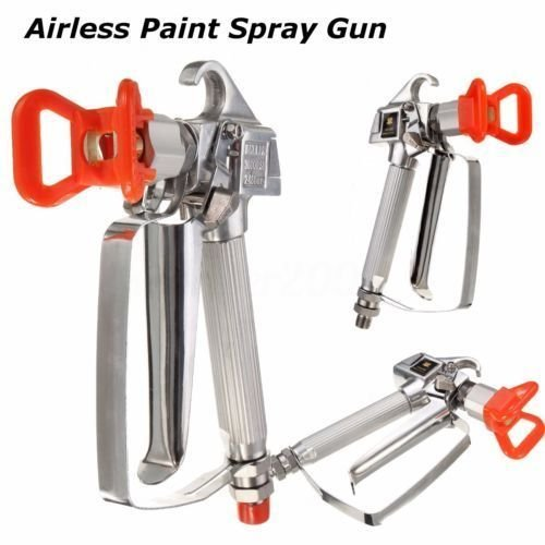 new 3600PSI Airless Paint Spray Gun w/Tip&Tip Guard for Graco Titan Wagner Sprayers