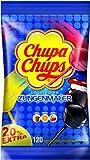 Chupa Chups Zungenmaler Lutscher, Nachfüllbeutel 120 Stück: 20% extra, Färben die Zunge, ohne...