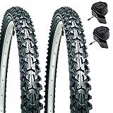 CST - Ruedas para Bicicleta de montaña (26 x 1,95)