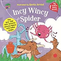 Incy wincy spider for your Indian baby
