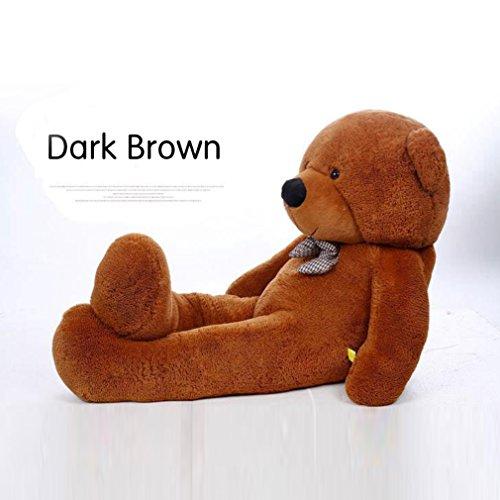 YXCSELL 4 FT 47 Inches Big Stuffed Teddy Bear Super Soft Huge Plush Stuffed Animal Toys Giant Teddy Bear Doll