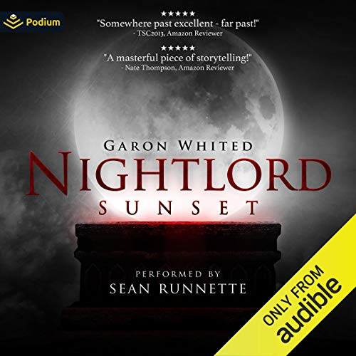 Nightlord Audiobook By Garon Whited cover art