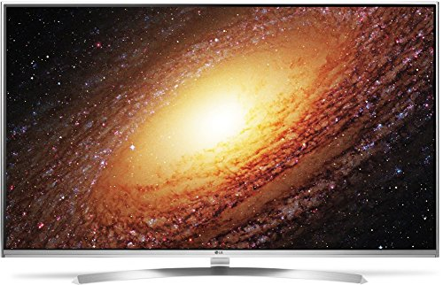 LG 49UH8509 49' 4K Ultra HD 3D Smart TV Wi-Fi Silver LED TV - LED TVs (4K Ultra HD, A, Silver, Edge-LED, 3840 x 2160 pixels, Flat)