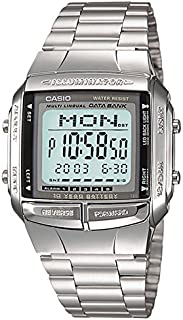 Casio Casual Watch Digital Display Quartz for Unisex DB-360-1A