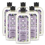 Love Home and Planet Dish Soap Lavender & Argan Oil 24 oz, 6 Pack