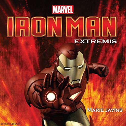 Iron Man: Extremis audiobook cover art