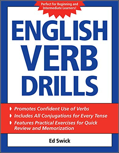 English Verb Drills (NTC FOREIGN LANGUAGE)