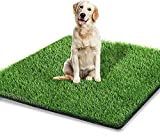 STARROAD-TIM Artificial Grass Rug Turf for Dogs Indoor Outdoor Fake Grass for Dogs Potty Training Area Patio Lawn Decoration (51.1 x 31.8 x 1.18 inches)