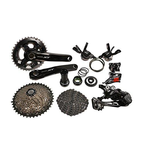Shimano - Cambio Deore XT M8000 para bicicleta de montaña - Set...