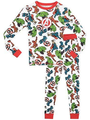 Marvel - Pijama para Niños - Avengers -...