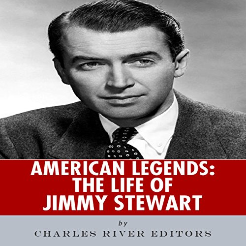 American Legends: The Life of Jimmy Stewart cover art