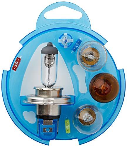 Philips 55718EBKM Essential Box - Caja de bombillas de recambio para coches (H4)