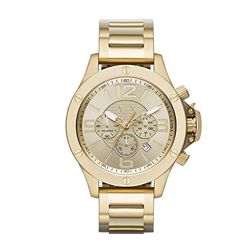 Catálogo para Comprar On-line Reloj Armani Dorado favoritos de las personas. 9