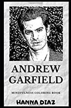 Andrew Garfield Mindfulness Coloring Book