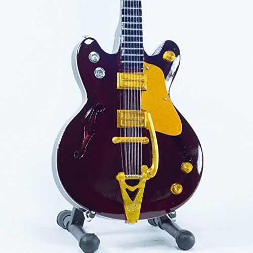 Mini guitarra de colección - Replica mini guitar - The Beatles - Geor