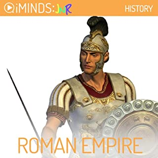 The Roman Empire audiobook cover art