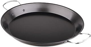 Life Style - Paellera de Aluminio con Antiadherente - 32 cm - 4 Raciones - Negra