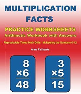 Worksheet Multiplication Grade 3