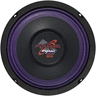 Pyramid WH68 200 W 6-Inch 8 Ohm High Power Paper Cone Subwoofer:Tytoftetsi