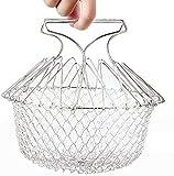 Immagine 2 cestello per friggere cestino insalata