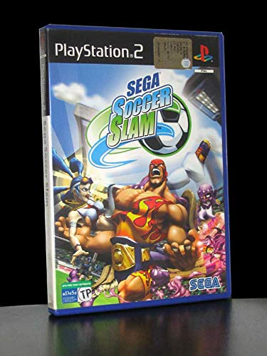 Soccer Slam-(Ps2)