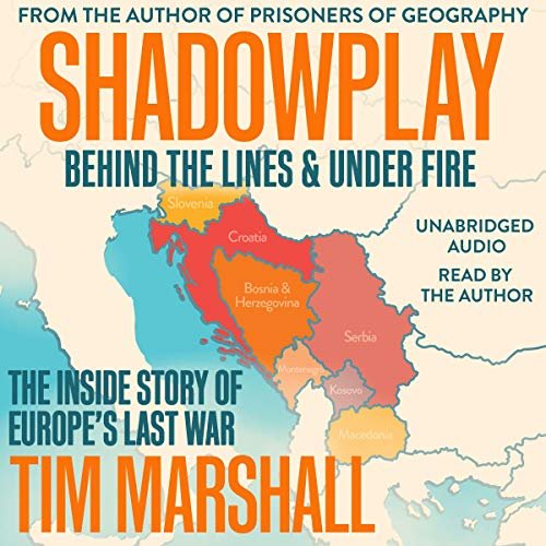 Shadowplay: Behind the Lines and Under Fire cover art