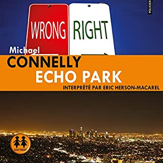 Echo Park: Harry Bosch 12 [French Version] cover art