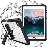 Temdan for iPad Mini 4 Case Mini Waterproof Case with Built in Screen Protector, Rugged IP68 Waterproof Case Shockproof Mini iPad Drop Proof Case for Apple iPad Mini 4th 7.9 inch