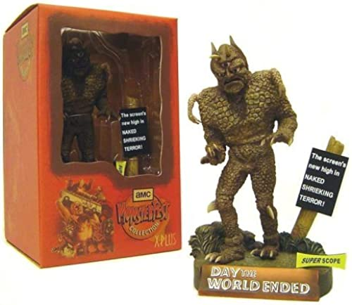 más descuento AMC Monsterfest Collection The Day the World Ended Marty Marty Marty the Mutant by X-Plus  ahorra hasta un 50%