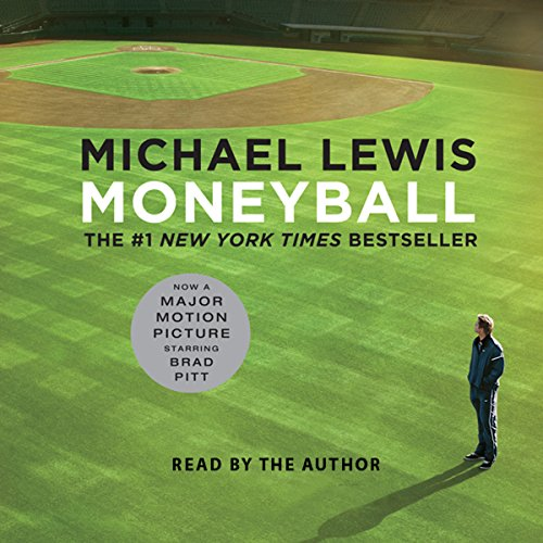 Moneyball     The Art of Winning an Unfair Game              By:                                                                                                                                 Michael Lewis                               Narrated by:                                                                                                                                 Michael Lewis                      Length: 5 hrs and 44 mins     1,183 ratings     Overall 4.4