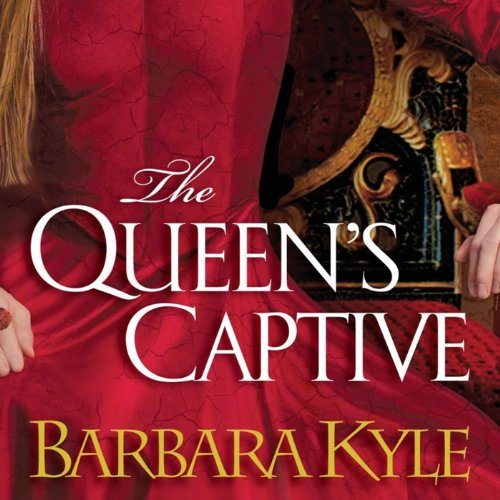 The Queen's Captive audiobook cover art