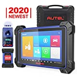 Autel MaxiIM Key Programming Scan Tool with XP400 Key Programmer and J2534 ECU Reprogrammer, immobilizer Key Programmer for Key Programming, All Systems Diagnostics, 30+ Maintenance Functions