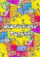 Deutschland Popart von Nico Bielow (Wandkalender 2022 DIN A2 hoch): Deutschland ist bunt und das zeigen die kraeftigen Popart Bilder des Kuenstler Nico Bielow auf ganz besondere Weise. (Monatskalender, 14 Seiten )
