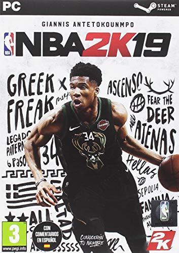 NBA 2K19 - Edición Estándar (Código Digital)