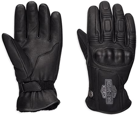 Harley Davidson Urban Leather Gloves 98359 17em M Auto