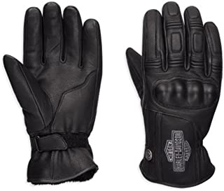 HARLEY DAVIDSON Urban Leder Handschuhe, 98359 17EM, L